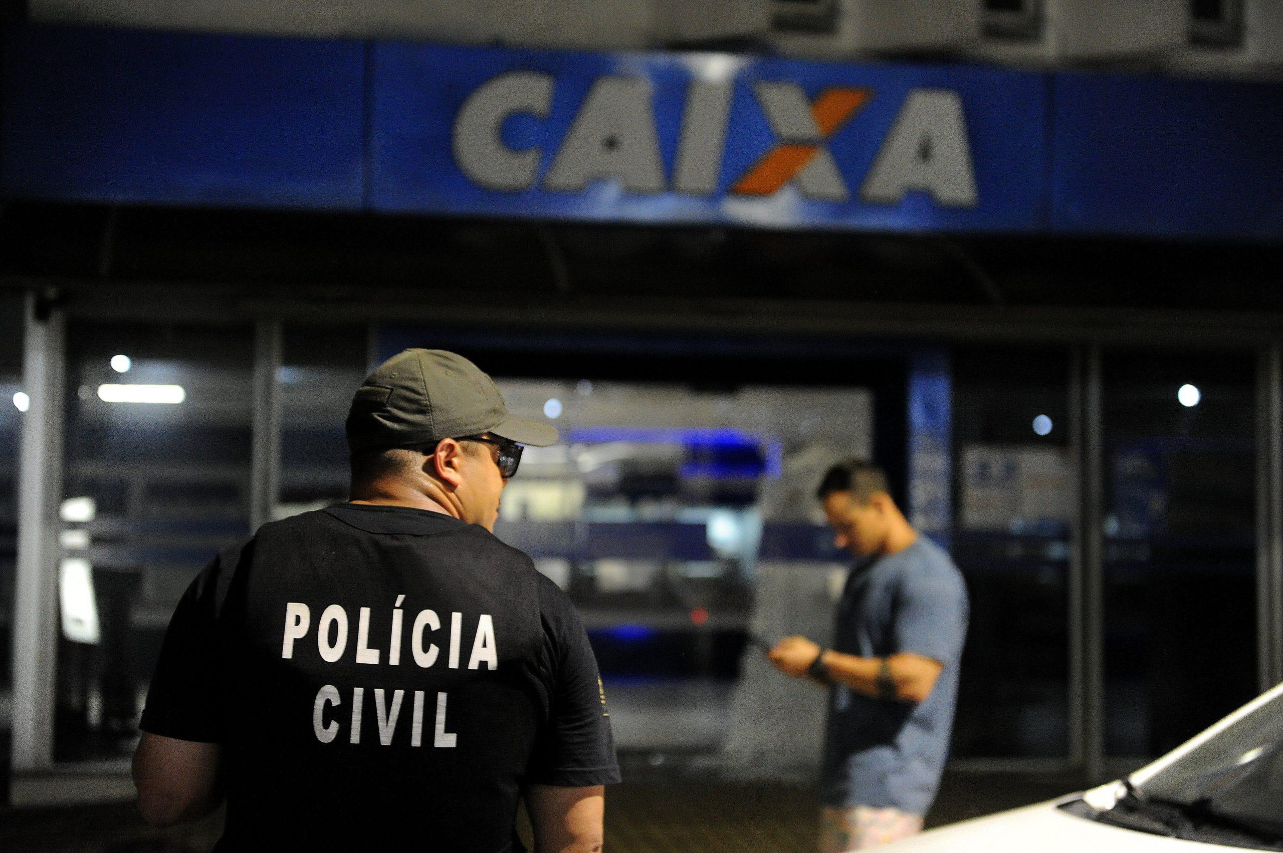 Assalto em Criciuma