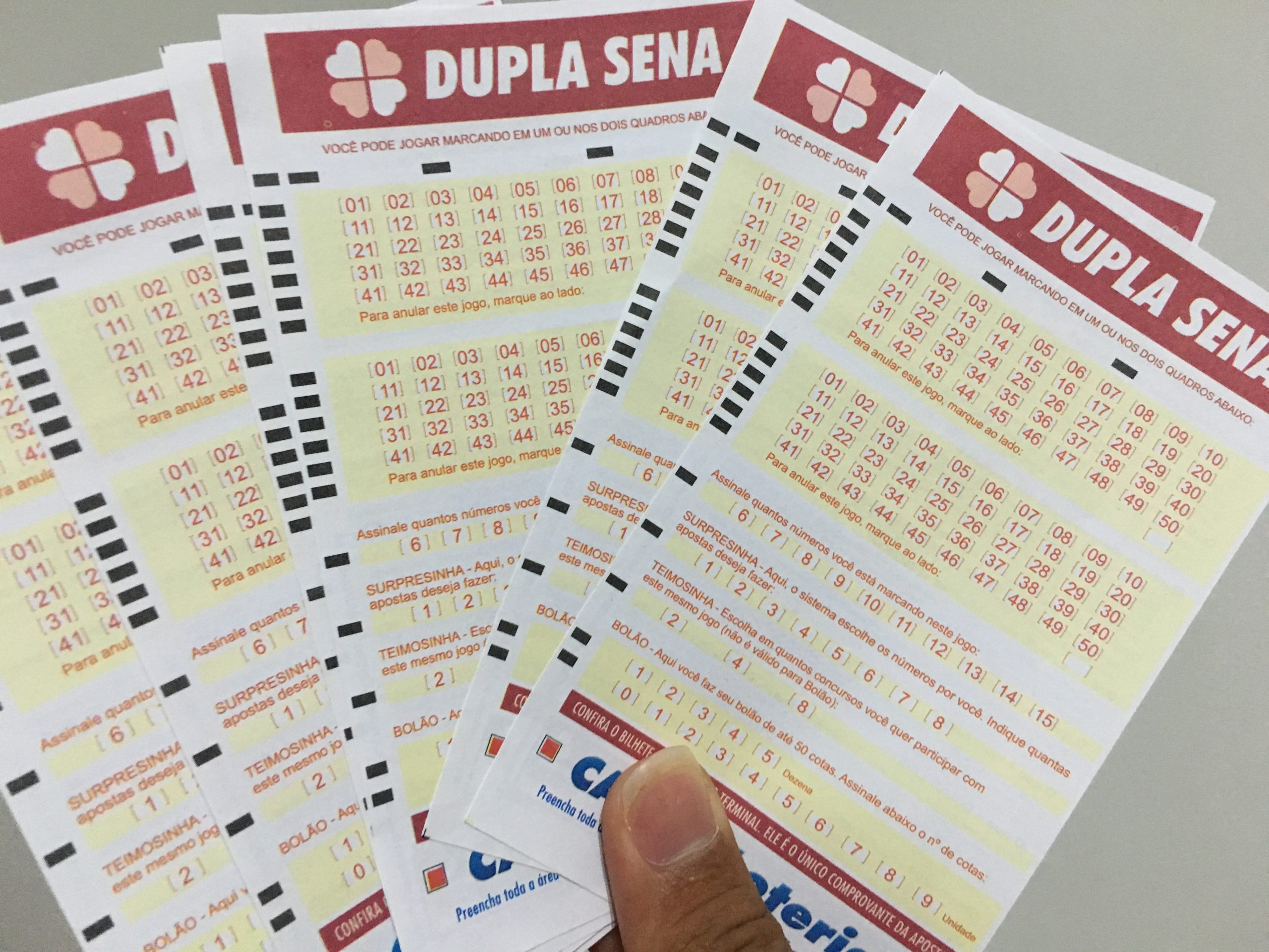 Resultado da Dupla Sena - Concurso 2285
