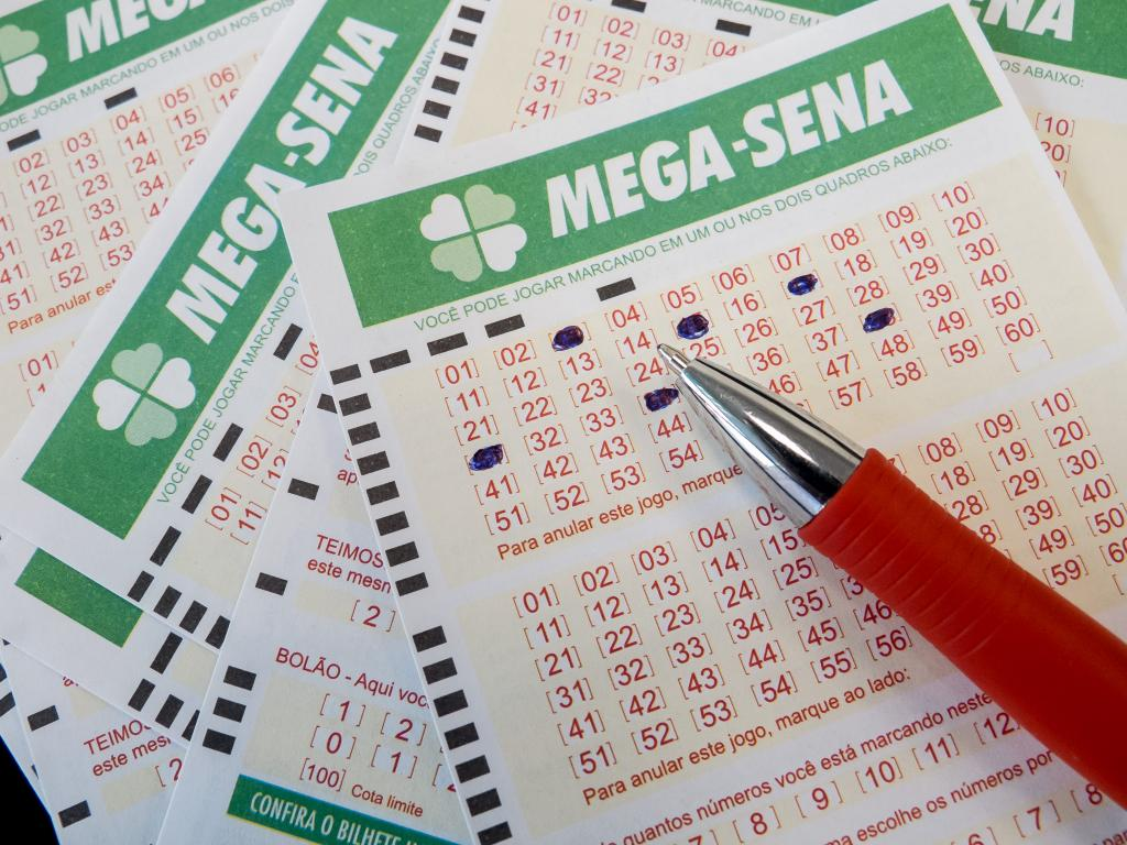 Resultado da Mega Sena - Concurso 2411