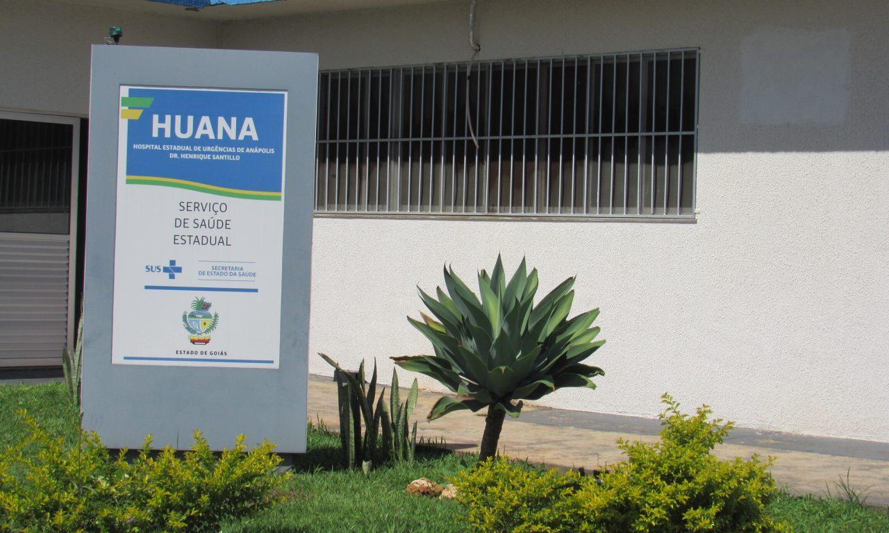Hospital Estadual de Urgência de Anápolis