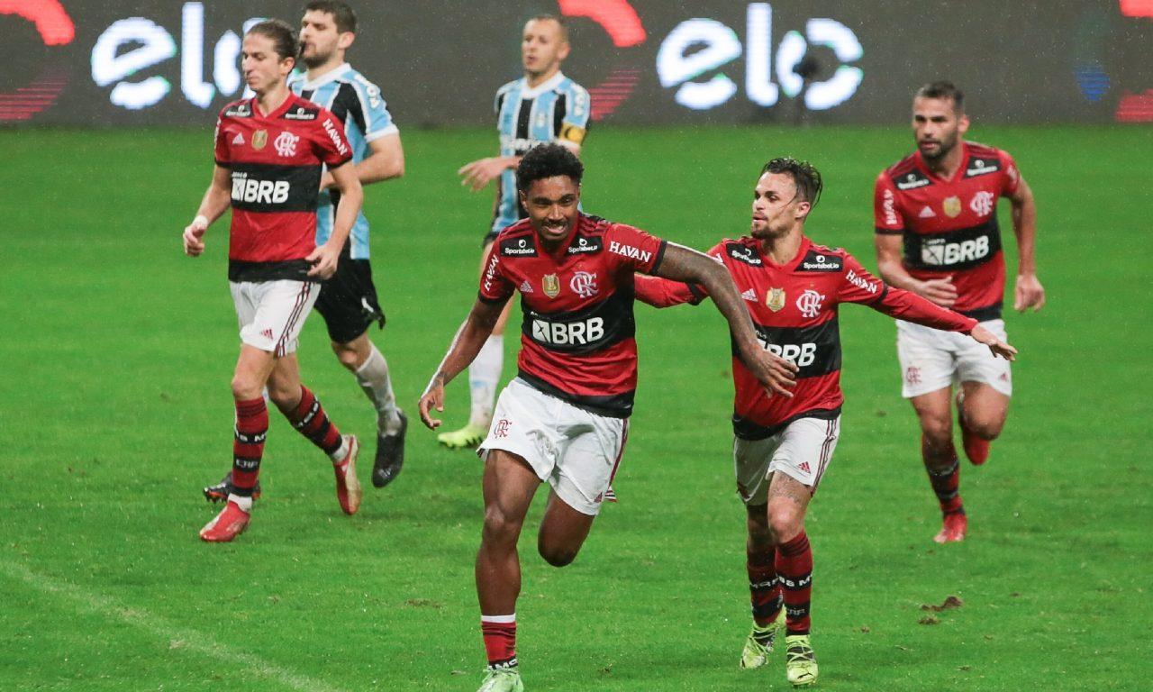 Flamengo x Grêmio ao vivo - Veja onde assistir
