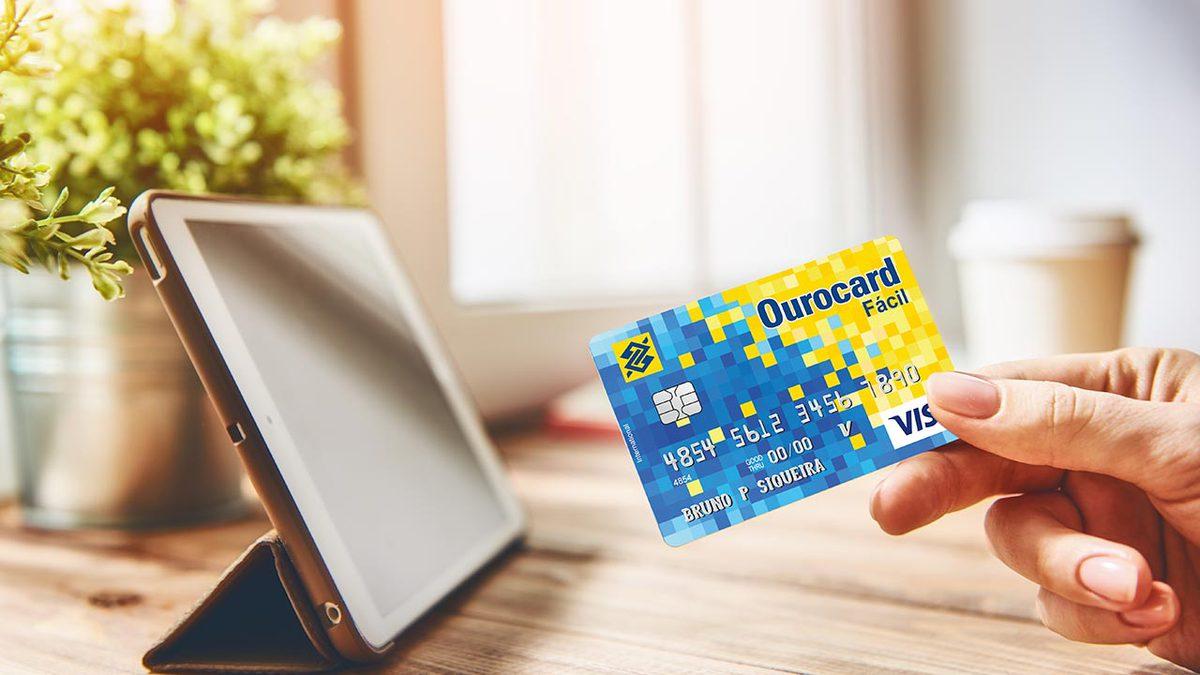 6 cartões de crédito de fácil aprovação que dão limite bom
