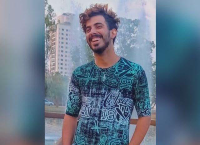 Nino Tiago, motociclista vítima de acidente em BR-060